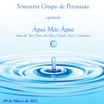 Simantra: cartaz concerto DeCA 2012