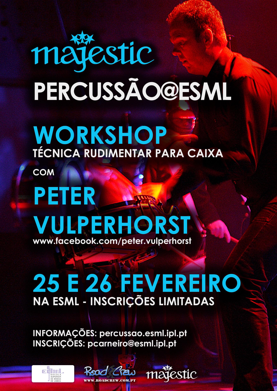 Workshop Peter Vulperhorst