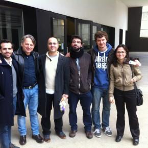 Visita Prof. Antonio Caggiano 1