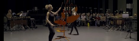 Earl Brown: Calder Piece (percussão e escultura)