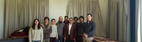 Masterclasse com o Prof. Giulio Costanzo (actualização)