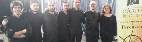 Grupo de Percussão da ESML