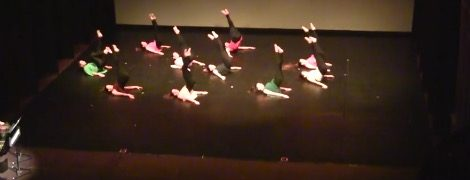 XVIII Mostra Dança FMH: vídeo