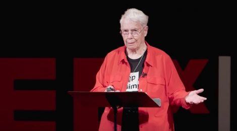 The difference between hearing and listening, Pauline Oliveros