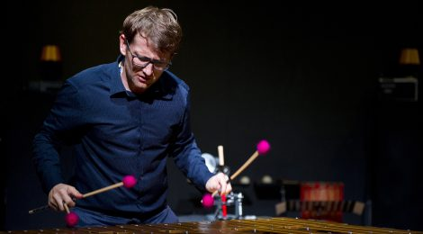Masterclasse com Vincent Houdijk (Holanda)