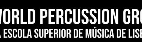 World Percussão Group na ESML