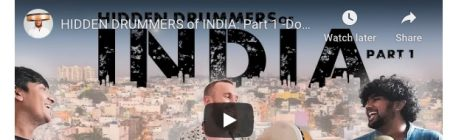 HIDDEN DRUMMERS of INDIA